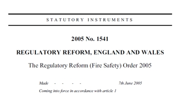 The Regulatory Reform
