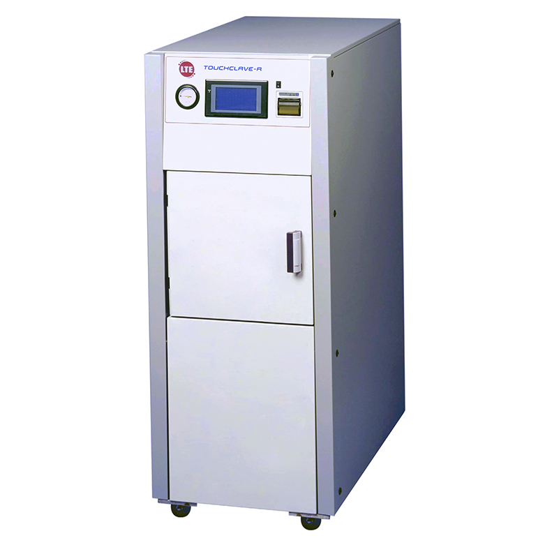 Touchclave - R/PL Series Cylindrical Autoclave
