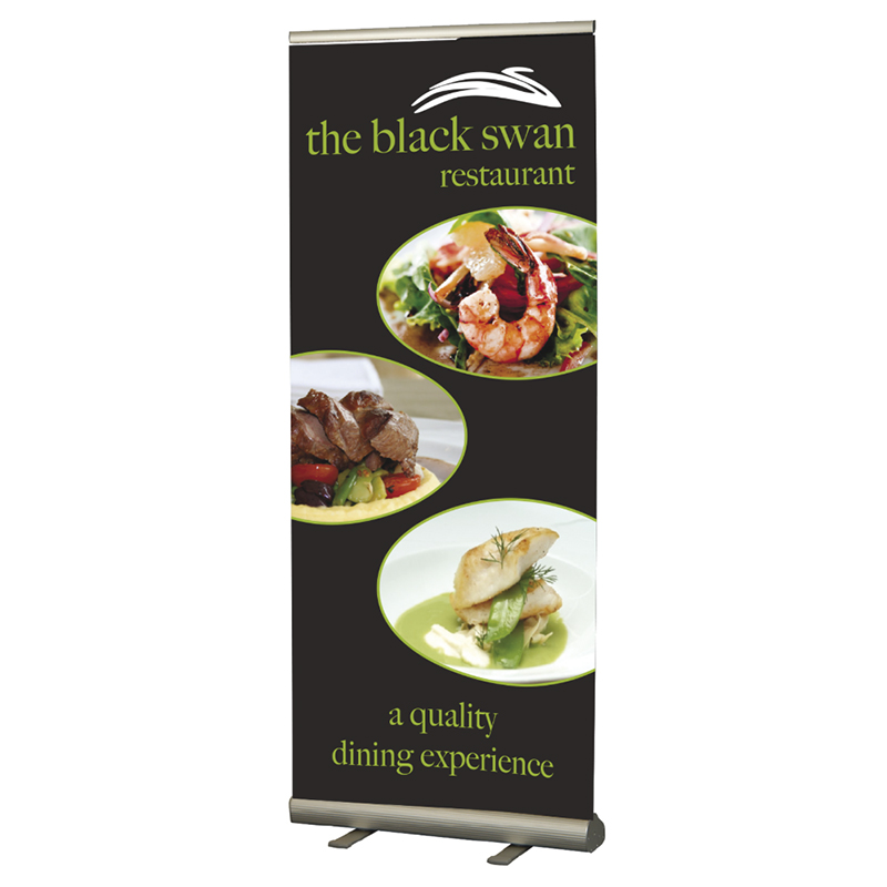 Standard Single Sided Roll Up Banners
