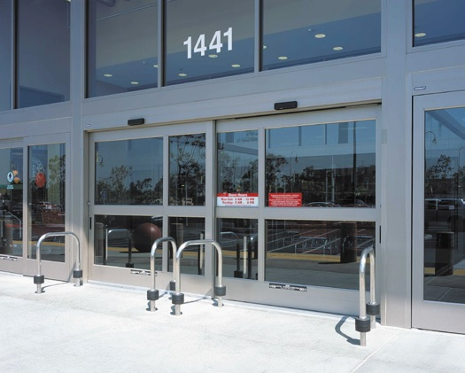 Stanley Cart Door System
