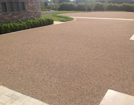 Resin Bonded Gravel