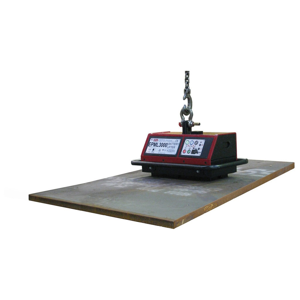 Battery Activated Magnetic Lifter