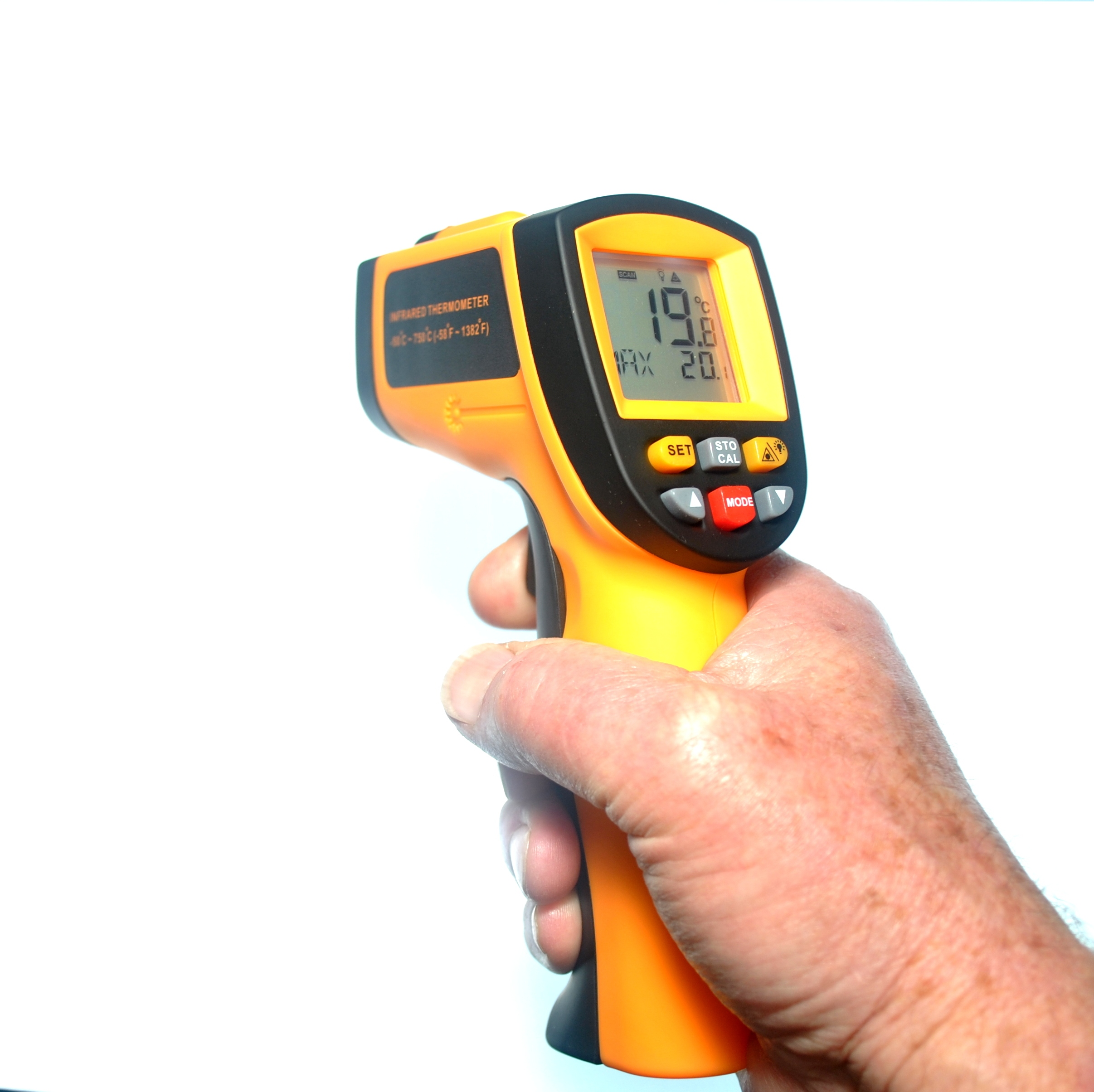 Hand Held Instrumentation & Thermometers