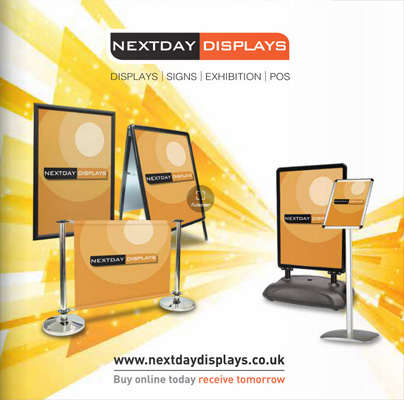 Displays, Signs, Exhibitions, POS