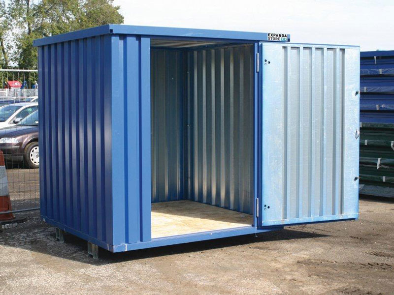 Flat-Pack Containers & Cabins u0026 Containers UK Ltd Great Yarmouth Norfolk NR31 9AX