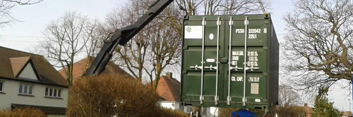Hire Shipping Containers