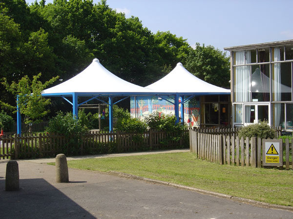 Playground Shelters for Primary Schools