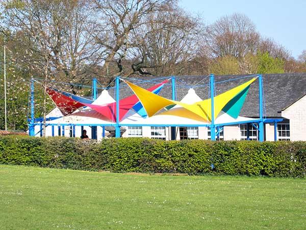 Canopies for Schools ... & Zenith Canopy Structures Ltd Wokingham Berkshire RG40 5PR