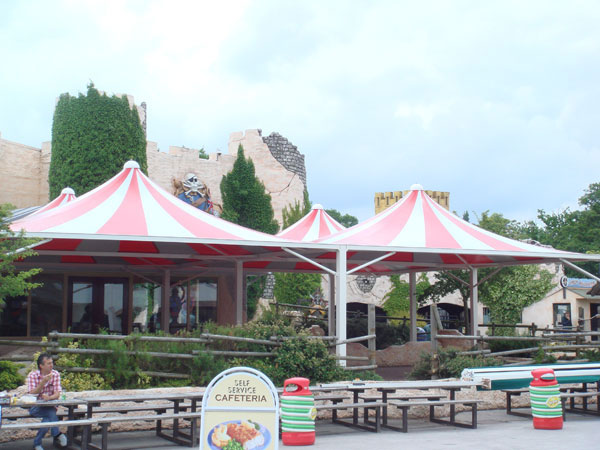 Canopies for Leisure