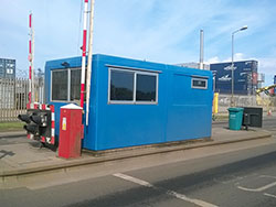 Security Huts & GRP Security Kiosks