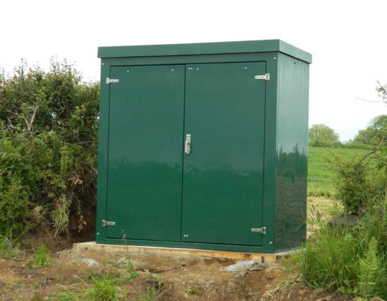 GRP Roadside Cabinets & Enclosures