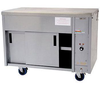 Hot Cupboard 1200mm