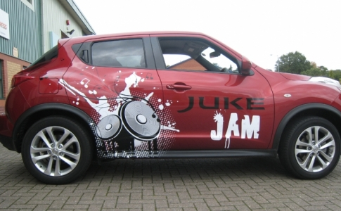Promotional Vinyl Graphics