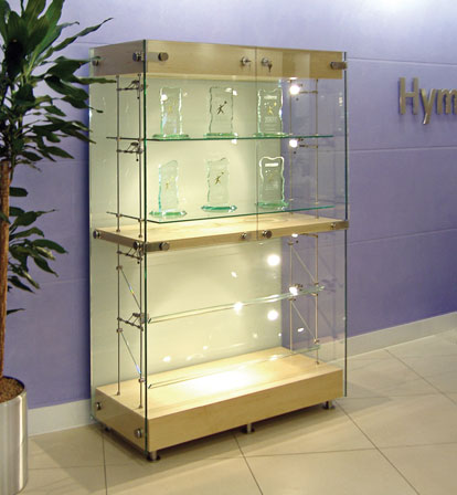 Glass Trophy Cabinets