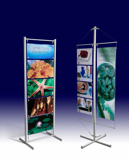 Freestanding Banners