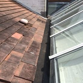 BOX GUTTER & VALLEY REPAIRS