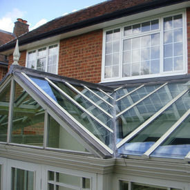 UPGRADE YOUR GLASS ROOF