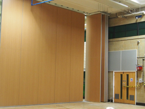 Acoustic and Soundproof Moveable Walls