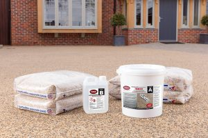 Resin Bound Extra Strength Kit inc Aggregate