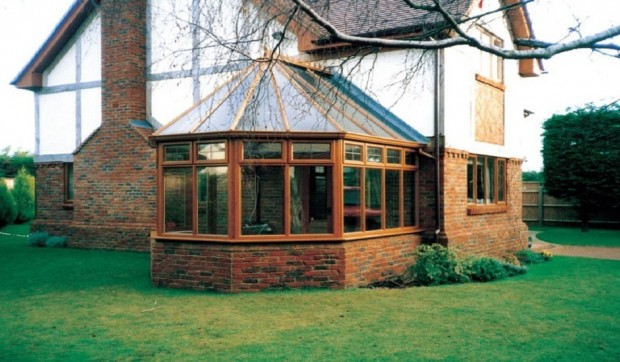 Timber Victorian Conservatories