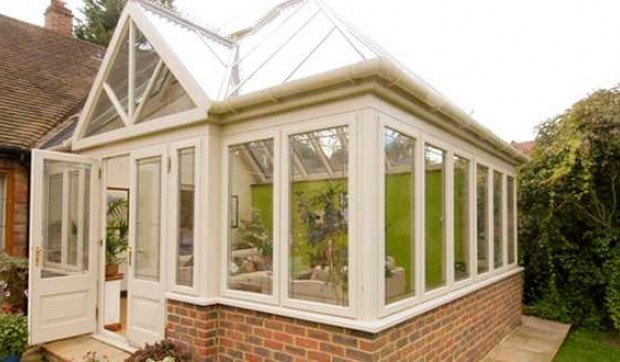 Timber Combination Conservatories