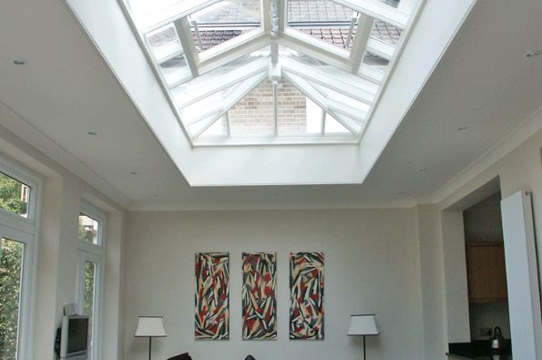 Timber Lantern Roofs