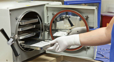 Autoclave, Laboratory Labels