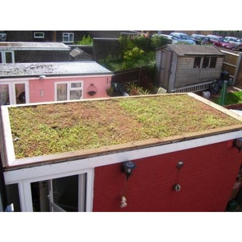 Enviromat Flat Green Roof Kit