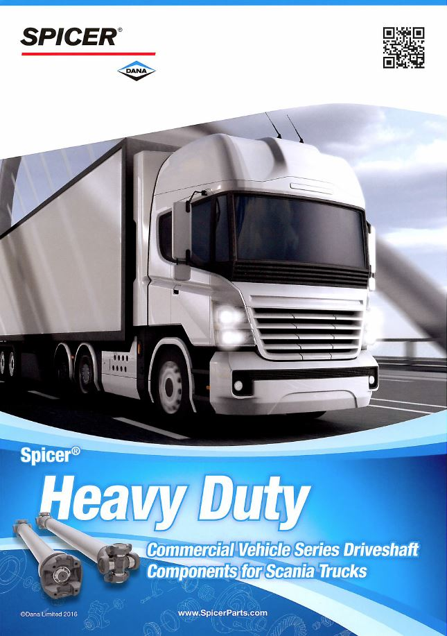 Dana UK Driveshaft   Spicer Driveshaft