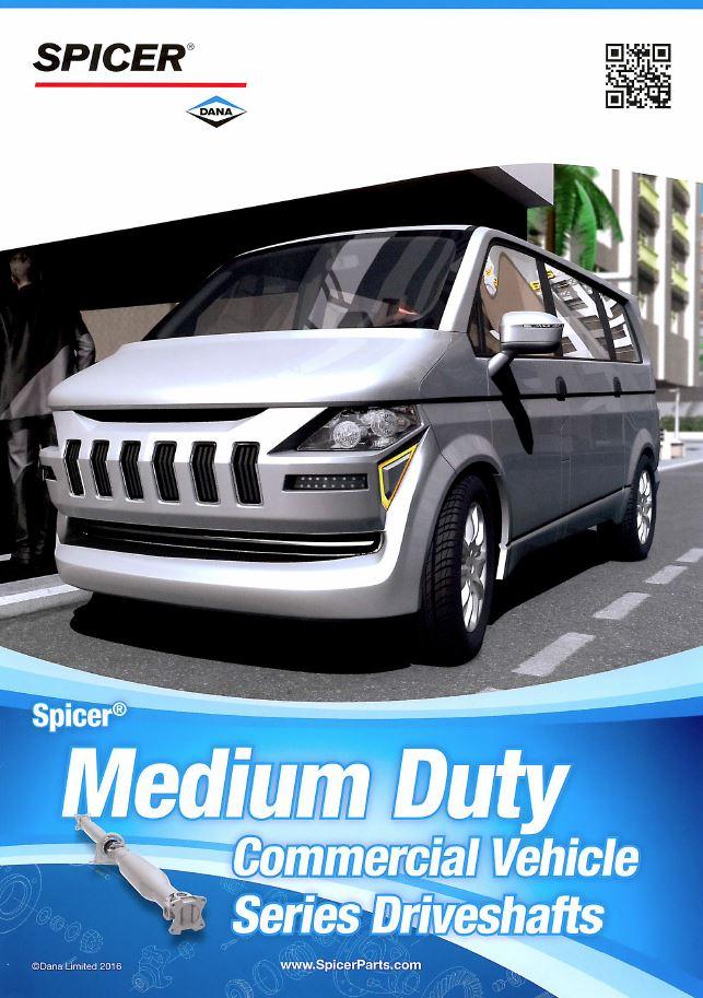 Dana UK Driveshaft | Spicer Driveshaft