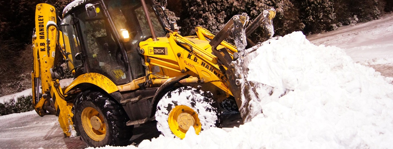 Professional Snow Clearance Services