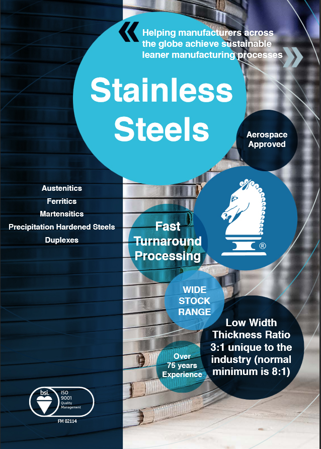 Ferritic Stainless Steels