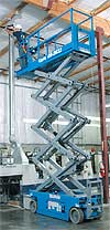 Scissor Lift Access Platform Hire