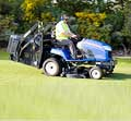 Iseki SXG323 Ride-on Lawn Mower