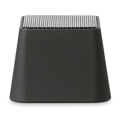 BLUETOOTH SPEAKER in Black ABS Rubber Finish