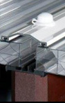 Rafter Supported Roof Glazing Bar Systems