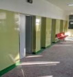 Coloured PVC Sheeting for Hygienic Cladding
