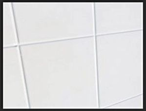 Tilepanel XL Bevelled White Galaxy MTPRWH