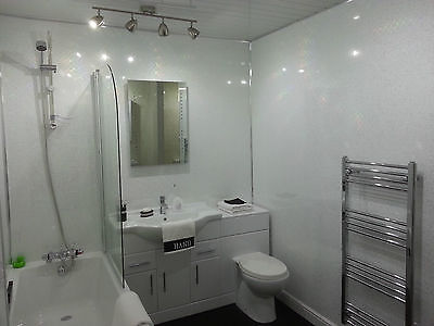 Hygienic Wall Cladding Pvc Sheets Multipanel