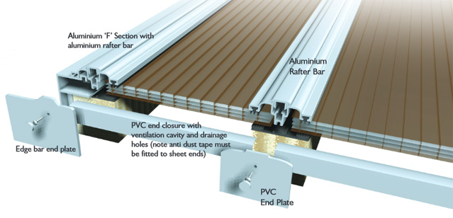Snap Fix Glazing Bars