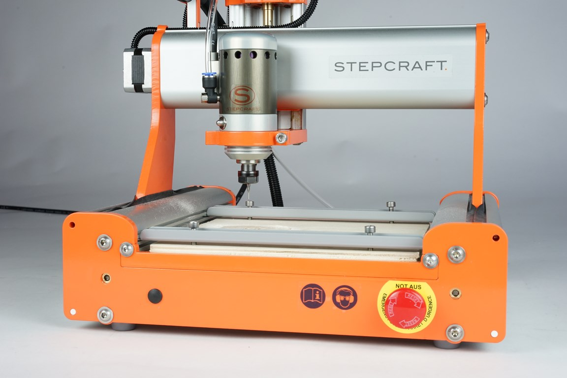Stepcraft Cnc Desktop Tabletop Cnc Routers 3d Systems
