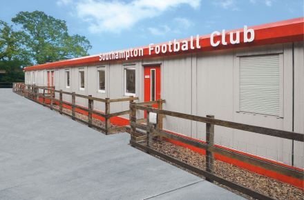 Club Houses & Changing Rooms