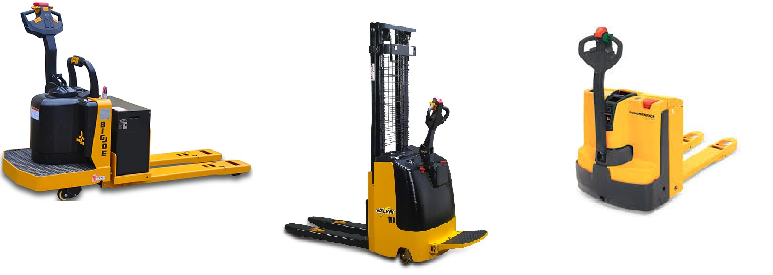 Pedestrian Operated Pallet Truck Training