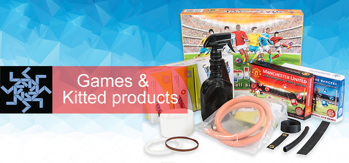 Games KItted Products