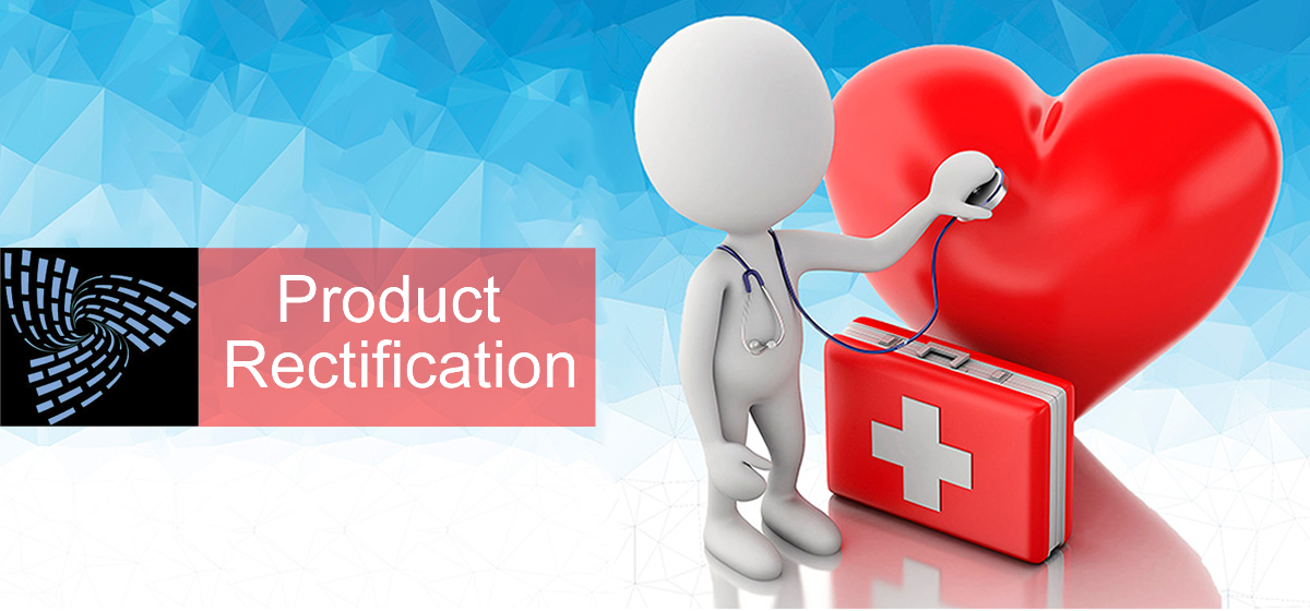 Product Rectification