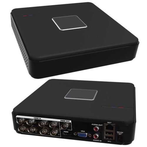 Medusa 8channel DVR