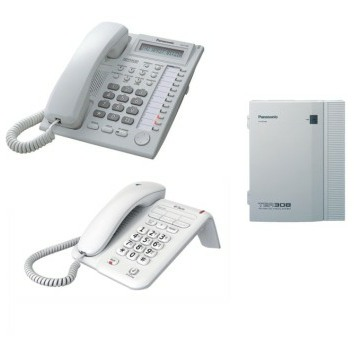 customer installable telephone systems for small businesses