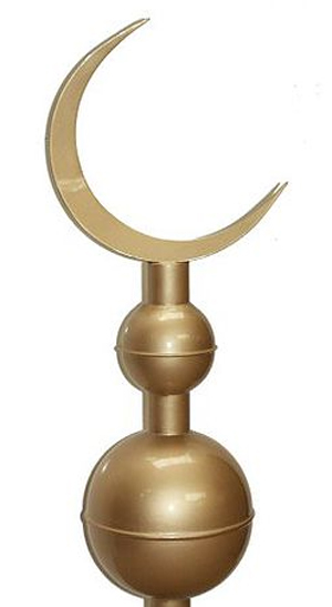 Bespoke Metal Finials