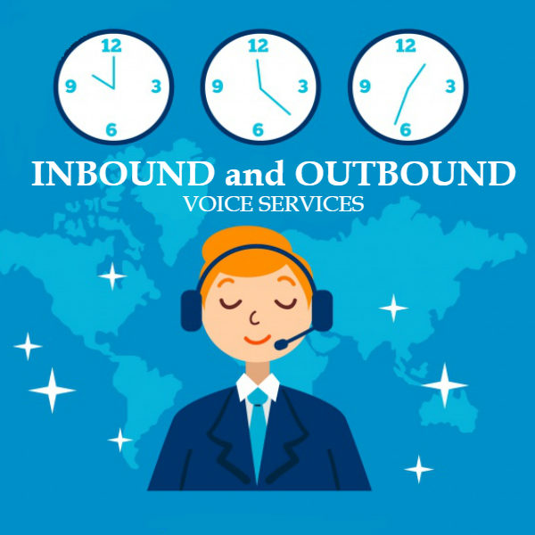 Inbound and Outbound Voice Services