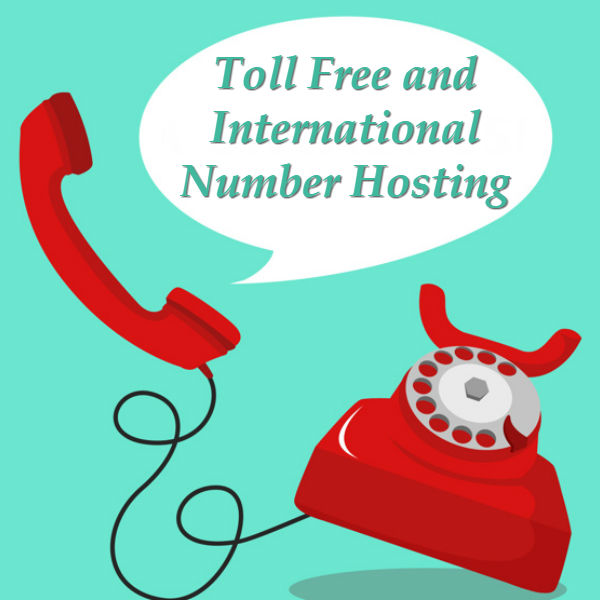 Toll Free, Local And International Number Hosting